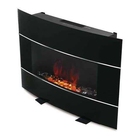 electric fireplace space heater