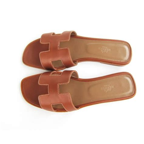New Sandal Wanita Sendal Wanita Flat Replika Hermess Hitam Promo Pria hermes gold oran box leather sandals shoes size 40 or 3 9 iconic at 1stdibs