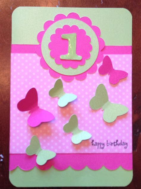 Handcrafted Birthday Cards - handmade birthday cards alanarasbach