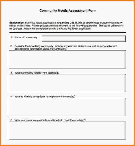 assessment form template needs assessment template needs assessment jpg