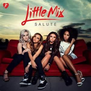 Little mix salute il nuovo album in vendita nei negozi e in