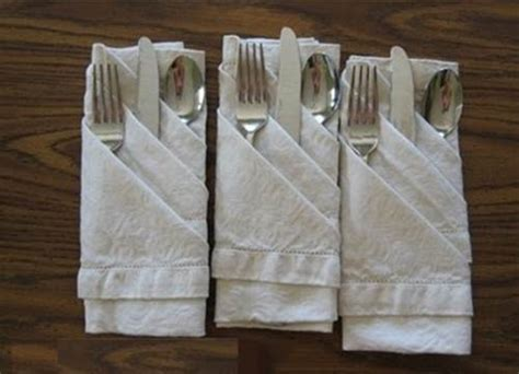 diy french pleats napkin fold icreativeideascom