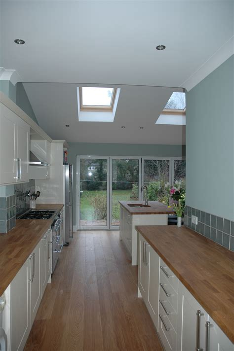 Galley Kitchen Extension Ideas 1000 Images About Kitchen Diner Layout Ideas On