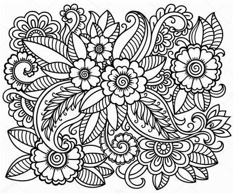 disegno fiori da colorare eccellente disegni da colorare fiori fotografia disegni