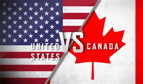 Mba Comparison Canada by Comparison Between Studying Mba From Usa Or Canada