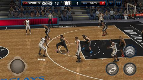 live mobile review nba live mobile shows great promise in rookie
