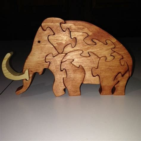 Handmade Wooden Puzzles - 44 best images about wooden puzzles handmade on