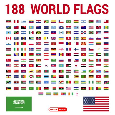 printable flags of the world black and white drapeaux du monde vecteurs et photos gratuites