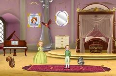 sophia the first bedroom sofia s room sofia the first games