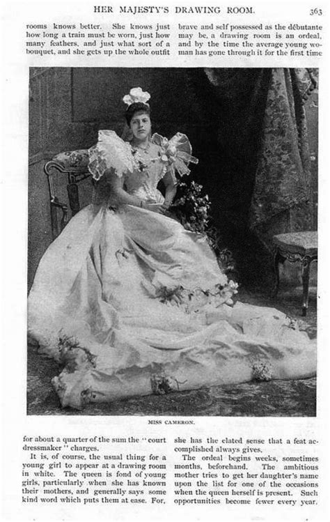 the belle poque 1890 to 1914 grand ladies gogm 1897 debutante miss cameron grand ladies gogm