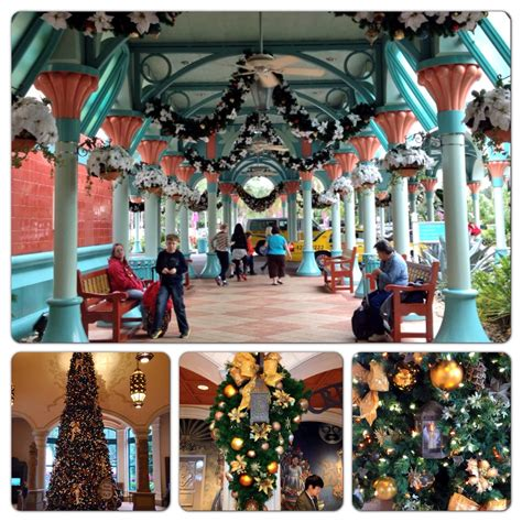 disney resort holiday decorations the unofficial guides