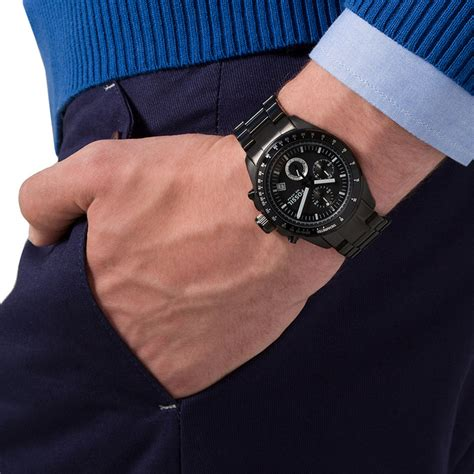 Jam Fossil Black Stainless Steel Ch2601ie Jual Jam Tangan Fossil Decker Chronograph Ch2601