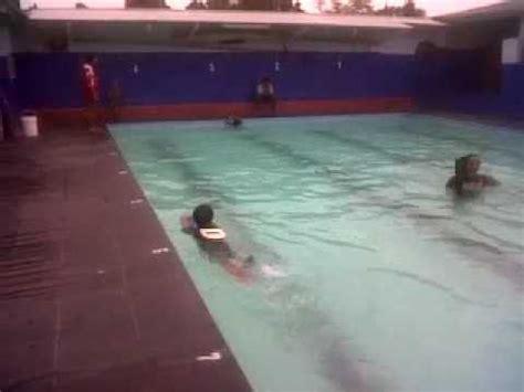 tutorial belajar berenang latihan nafas 1 doovi