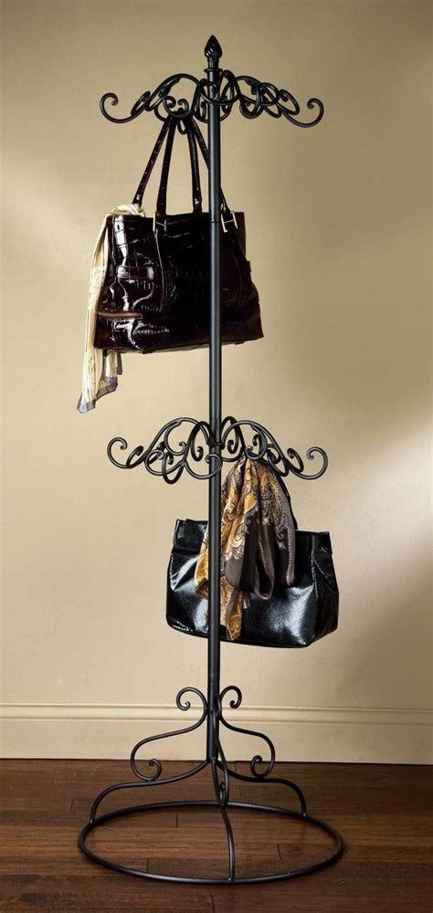 Handbag Rack 17 best ideas about purse rack on handbag organization handbag storage and purse