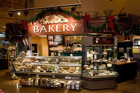 Bakery Store by Admiral Thriftway Supermarket Design Concepts