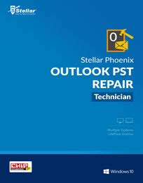 X Technician Outlook by Stellar Compact Pst V2 0