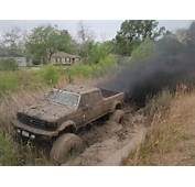 Fun In The Mud With A Tricked Out Truck  Trucks