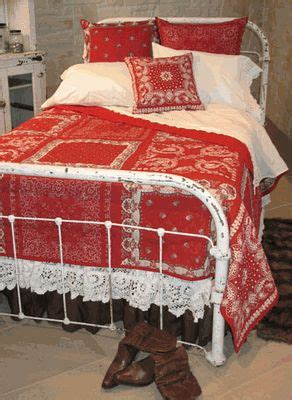 red bandana comforter best 25 bandana quilt ideas on pinterest bandana