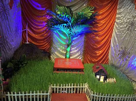 decoration ideas at home ganpati decoration ideas at home with theme projects to
