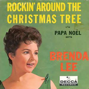 rockin around the christmas tree wikipedia