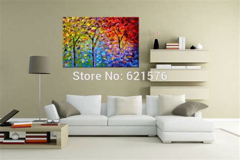 abstract wall for living room big painted modern living room home decor abstract