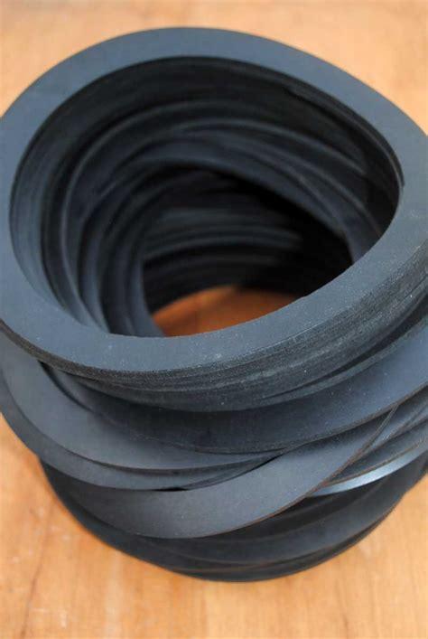 Martil Keramik Dgn Bahan Karet membuat o ring dari lembaran karet barutino sandal