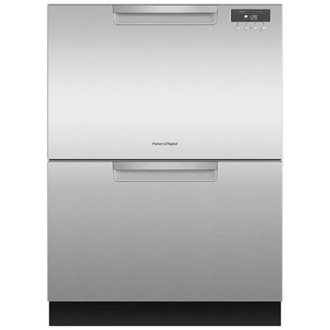 Dual Drawer Dishwashers by Dd24dax9 Fisher Paykel Dishdrawer 174 Drawer