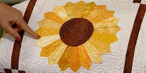 Egg Money Quilts By Eleanor Burns by Delightful Dresden From Egg Money Quilts Quilting Cubby