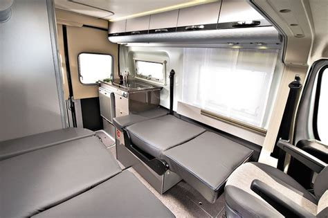Blinds For The Bathroom 2 Berth Motorhome For Hire Adria Twin 500s Motorhome