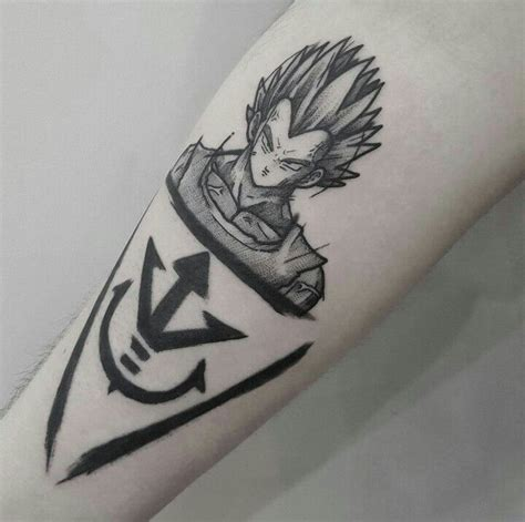 101 best dbz tattoos images on pinterest tattoo ideas