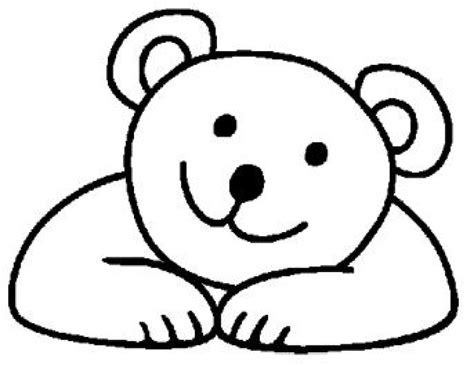 imagenes para colorear de ositos oso para colorear www imgkid com the image kid has it