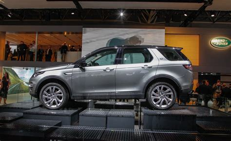 land rover discovery sport 2016 2016 land rover discovery sport photo