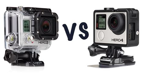 Jual Gopro Hero4 Silver Edition gopro hero4 silver edition vs gopro hd hero3 silver edition what s the difference pocket lint