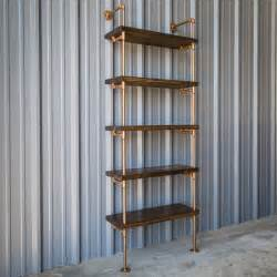pipe shelving unit industrial pipe shelving unit pipe shelf pipe bookcase