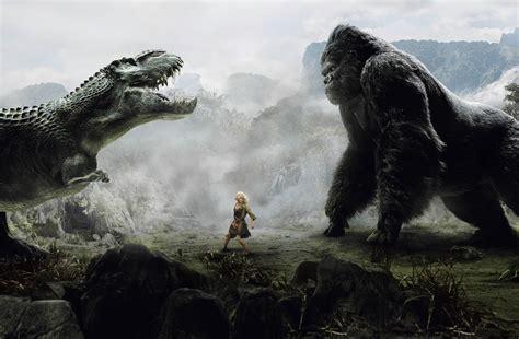 film king kong vs dinosaurus king kong 2005 celluloid heaven