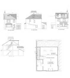 Dormer Windows Planning End Of Terrace Semi Detached South Lofts