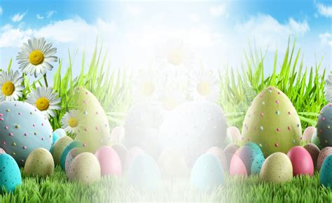 desktop easter themes easter eggs theme free wallpaper for facebook 174 twitter