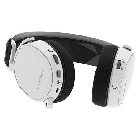 Steelseries Headset Arctis 7 White steelseries headset arctis 7 white 61464 pc mac ps4