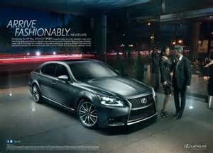 lexus inspires consumers to live loudly with ls caign