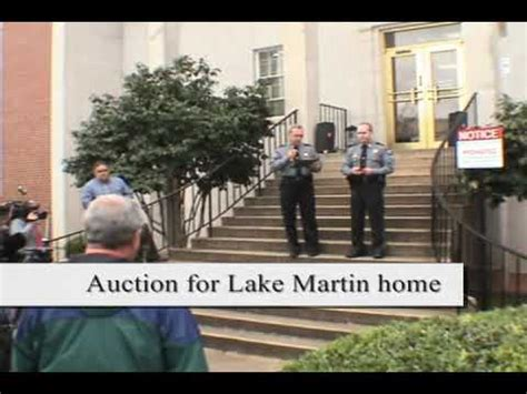 richard scrushy house richard scrushy lake martin home and hangar auction youtube