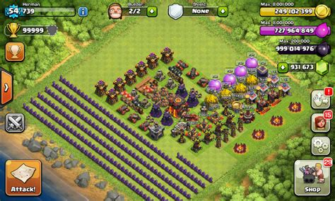 tutorial hack online coc herman kurniawan clash of clans mod hack cheat gold