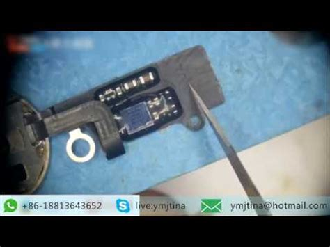 fast repair iphone  touch idhome button hardware