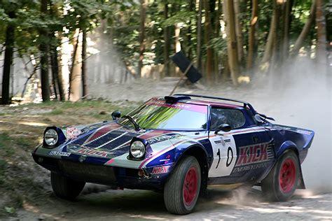 Steve Lancia 104 Lancia Stratos Steve Perez Motorsport Retro