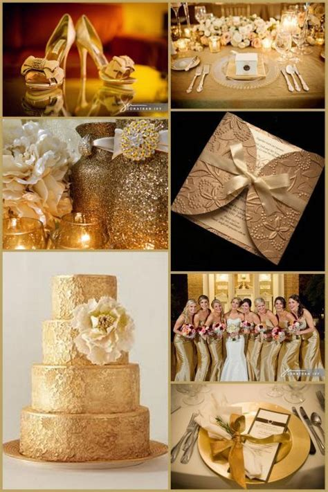 gold wedding themes pictures pin by alexandria overton on in love with the idea of