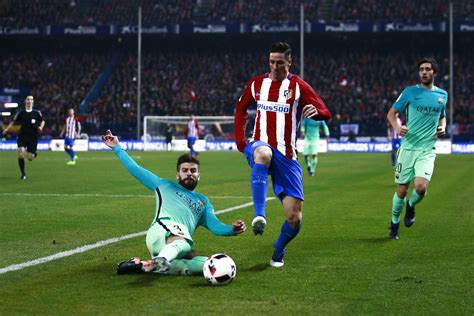 barcelona atletico madrid atletico madrid v fc barcelona copa del rey semi final