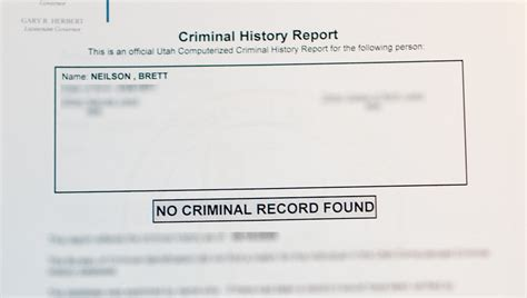 How To Find Your Own Criminal Record Security Check Background Checks For Background Check In