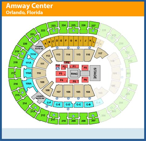 amway center seating chart amway center seating chart amway center seats ticketwood