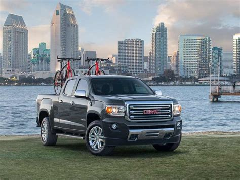 2019 Gmc Engine Specs by 2019 Gmc Colorado Redesign Specs Release Date Pictures