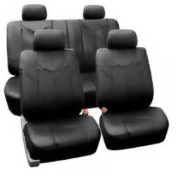 2007 Jeep Liberty Seat Covers 2007 Jeep Liberty Rome Pu Leather Seat Covers Airbag Ready