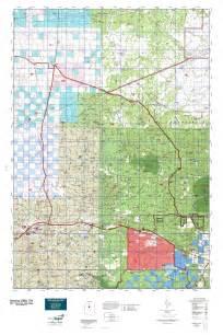 arizona gmu 7w map mytopo
